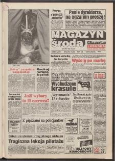 Gazeta Lubuska : magazyn środa : dawniej Zielonogórska-Gorzowska R. XLII [właśc. XLIII], nr 80 (6 kwietnia 1994). - Wyd. 1