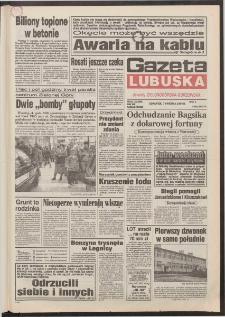 Gazeta Lubuska : dawniej Zielonogórska-Gorzowska R. XLII [właśc. XLIII], nr 81 (7 kwietnia 1994). - Wyd. 1