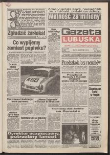 Gazeta Lubuska : dawniej Zielonogórska-Gorzowska R. XLII [właśc. XLIII], nr 82 (8 kwietnia 1994). - Wyd. 1