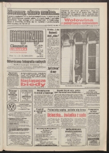 Gazeta Lubuska : magazyn : dawniej Zielonogórska-Gorzowska R. XLII [właśc. XLIII], nr 83 (9/10 kwietnia 1994). - Wyd. 1