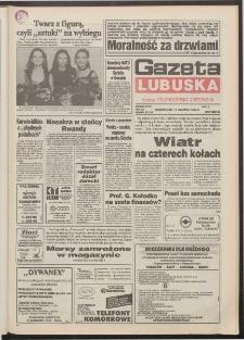 Gazeta Lubuska : dawniej Zielonogórska-Gorzowska R. XLII [właśc. XLIII], nr 84 (11 kwietnia 1994). - Wyd. 1