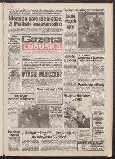 Gazeta Lubuska : dawniej Zielonogórska-Gorzowska R. XLII [właśc. XLIII], nr 88 (15 kwietnia 1994). - Wyd. 1
