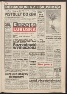 Gazeta Lubuska : dawniej Zielonogórska-Gorzowska R. XLII [właśc. XLIII], nr 91 (19 kwietnia 1994). - Wyd. 1