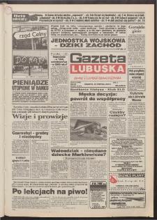 Gazeta Lubuska : dawniej Zielonogórska-Gorzowska R. XLII [właśc. XLIII], nr 93 (21 kwietnia 1994). - Wyd. 1