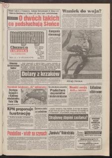 Gazeta Lubuska : magazyn : dawniej Zielonogórska-Gorzowska R. XLII [właśc. XLIII], nr 95 (23/24 kwietnia 1994). - Wyd. 1