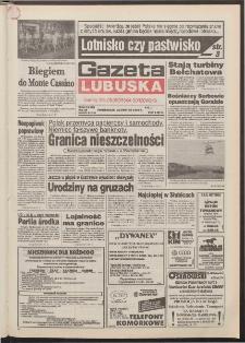 Gazeta Lubuska : dawniej Zielonogórska-Gorzowska R. XLII [właśc. XLIII], nr 96 (25 kwietnia 1994). - Wyd. 1