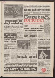 Gazeta Lubuska : dawniej Zielonogórska-Gorzowska R. XLII [właśc. XLIII], nr 100 (29 kwietnia 1994). - Wyd. 1