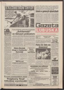 Gazeta Lubuska : dawniej Zielonogórska-Gorzowska R. XLII [właśc. XLIII], nr 102 (2/3 maja 1994). - Wyd. 1