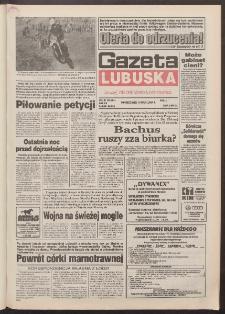 Gazeta Lubuska : dawniej Zielonogórska-Gorzowska R. XLII [właśc. XLIII], nr 107 (9 maja 1994). - Wyd. 1