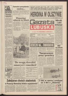 Gazeta Lubuska : dawniej Zielonogórska-Gorzowska R. XLII [właśc. XLIII], nr 114 (17 maja 1994). - Wyd. 1