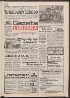 Gazeta Lubuska : dawniej Zielonogórska-Gorzowska R. XLII [właśc. XLIII], nr 113 (16 maja 1994). - Wyd. 1