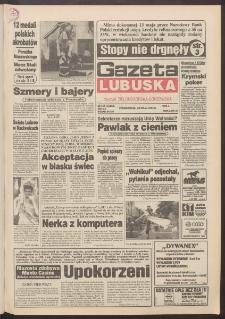 Gazeta Lubuska : dawniej Zielonogórska-Gorzowska R. XLII [właśc. XLIII], nr 119 (23 maja 1994). - Wyd. 1