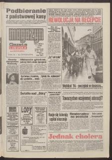 Gazeta Lubuska : magazyn : dawniej Zielonogórska-Gorzowska R. XLII [właśc. XLIII], nr 118 (21/22 maja 1994). - Wyd. 1