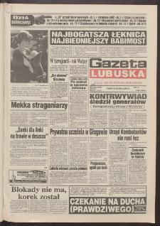 Gazeta Lubuska : dawniej Zielonogórska-Gorzowska R. XLII [właśc. XLIII], nr 116 [właśc. 122] (26 maja 1994). - Wyd. 1
