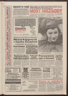 Gazeta Lubuska : magazyn : dawniej Zielonogórska-Gorzowska R. XLII [właśc. XLIII], nr 124 (28/29 maja 1994). - Wyd. 1