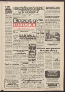 Gazeta Lubuska : dawniej Zielonogórska-Gorzowska R. XLII [właśc. XLIII], nr 126 (31 maja 1994). - Wyd. 1