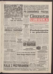 Gazeta Lubuska : dawniej Zielonogórska-Gorzowska R. XLII [właśc. XLIII], nr 130 (6 czerwca 1994). - Wyd. 1