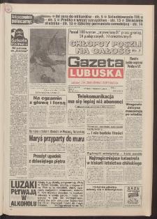 Gazeta Lubuska : dawniej Zielonogórska-Gorzowska R. XLII [właśc. XLIII], nr 131 (7 czerwca 1994). - Wyd. 1