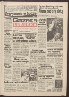Gazeta Lubuska : dawniej Zielonogórska-Gorzowska R. XLII [właśc. XLIII], nr 133 (9 czerwca 1994). - Wyd. 1