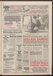 Gazeta Lubuska : magazyn : dawniej Zielonogórska-Gorzowska R. XLII [właśc. XLIII], nr 135 (11/12 czerwca 1994). - Wyd. 1
