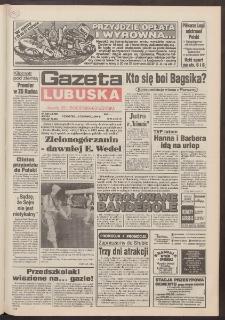 Gazeta Lubuska : dawniej Zielonogórska-Gorzowska R. XLII [właśc. XLIII], nr 139 (16 czerwca 1994). - Wyd. 1