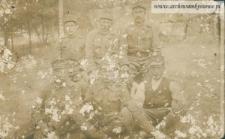 Mykietów (Mykytiw), Onufry (? - 1923) - fotografia grupowa (1914-1918), [Przemyśl]