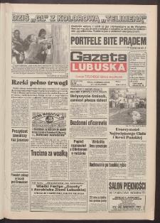 Gazeta Lubuska : dawniej Zielonogórska-Gorzowska R. XLII [właśc. XLIII], nr 128 (3 czerwca 1994). - Wyd. 1