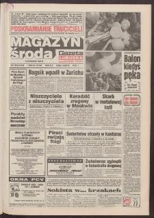 Gazeta Lubuska : magazyn środa : dawniej Zielonogórska-Gorzowska R. XLII [właśc. XLIII], nr 138 (15 czerwca 1994). - Wyd. 1