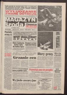 Gazeta Lubuska : magazyn środa : dawniej Zielonogórska-Gorzowska R. XLII [właśc. XLIII], nr 144 (22 czerwca 1994). - Wyd. 1