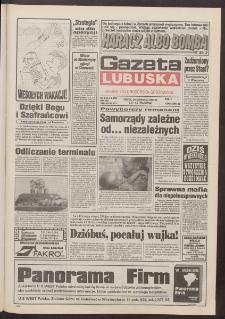 Gazeta Lubuska : dawniej Zielonogórska-Gorzowska R. XLII [właśc. XLIII], nr 146 (24 czerwca 1994). - Wyd. 1