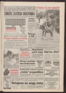 Gazeta Lubuska : magazyn : dawniej Zielonogórska-Gorzowska R. XLII [właśc. XLIII], nr 147 (25/26 czerwca 1994). - Wyd. 1