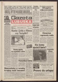 Gazeta Lubuska : dawniej Zielonogórska-Gorzowska R. XLII [właśc. XLIII], nr 149 (28 czerwca 1994). - Wyd. 1