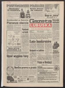 Gazeta Lubuska : dawniej Zielonogórska-Gorzowska R. XLII [właśc. XLIII], nr 152 (1 lipca 1994). - Wyd. 1