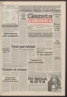 Gazeta Lubuska : dawniej Zielonogórska-Gorzowska R. XLII [właśc. XLIII], nr 155 (5 lipca 1994). - Wyd. 1
