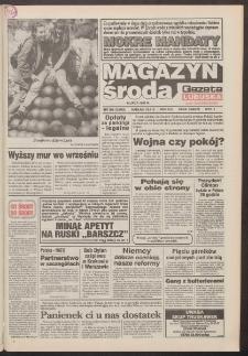 Gazeta Lubuska : magazyn środa : dawniej Zielonogórska-Gorzowska R. XLII [właśc. XLIII], nr 156 (6 lipca 1994). - Wyd. 1