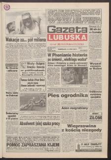 Gazeta Lubuska : dawniej Zielonogórska-Gorzowska R. XLII [właśc. XLIII], nr 160 (11 lipca 1994). - Wyd. 1