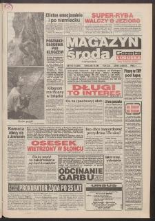 Gazeta Lubuska : magazyn środa : dawniej Zielonogórska-Gorzowska R. XLII [właśc. XLIII], nr 162 (13 lipca 1994). - Wyd. 1