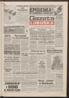 Gazeta Lubuska : dawniej Zielonogórska-Gorzowska R. XLII [właśc. XLIII], nr 164 (15 lipca 1994). - Wyd. 1
