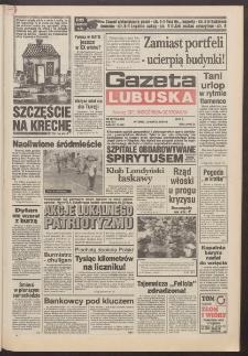 Gazeta Lubuska : dawniej Zielonogórska-Gorzowska R. XLII [właśc. XLIII], nr 167 (19 lipca 1994). - Wyd. 1