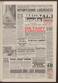 Gazeta Lubuska : magazyn środa : dawniej Zielonogórska-Gorzowska R. XLII [właśc. XLIII], nr 168 (20 lipca 1994). - Wyd. 1