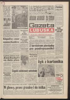 Gazeta Lubuska : dawniej Zielonogórska-Gorzowska R. XLII [właśc. XLIII], nr 170 (22 lipca 1994). - Wyd. 1