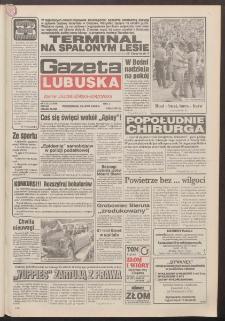 Gazeta Lubuska : dawniej Zielonogórska-Gorzowska R. XLII [właśc. XLIII], nr 172 (25 lipca 1994). - Wyd. 1