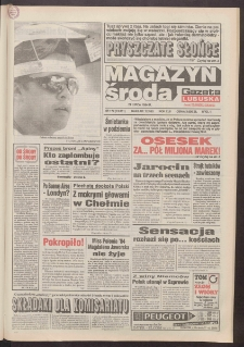 Gazeta Lubuska : magazyn środa : dawniej Zielonogórska-Gorzowska R. XLII [właśc. XLIII], nr 174 (27 lipca 1994). - Wyd. 1