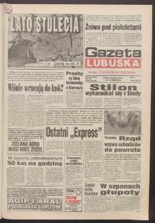 Gazeta Lubuska : dawniej Zielonogórska-Gorzowska R. XLII [właśc. XLIII], nr 176 (29 lipca 1994). - Wyd. 1