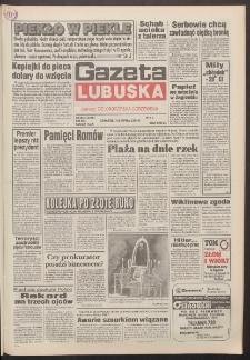 Gazeta Lubuska : dawniej Zielonogórska-Gorzowska R. XLII [właśc. XLIII], nr 181 (4 sierpnia 1994). - Wyd. 1