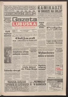 Gazeta Lubuska : dawniej Zielonogórska-Gorzowska R. XLII [właśc. XLIII], nr 182 (5 sierpnia 1994). - Wyd. 1