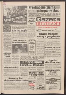 Gazeta Lubuska : dawniej Zielonogórska-Gorzowska R. XLII [właśc. XLIII], nr 184 (8 sierpnia 1994). - Wyd. 1