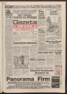 Gazeta Lubuska : dawniej Zielonogórska-Gorzowska R. XLII [właśc. XLIII], nr 185 (9 sierpnia 1994). - Wyd. 1