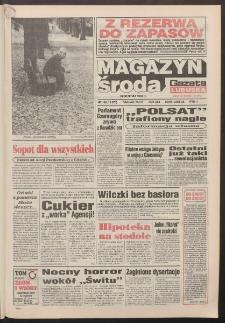 Gazeta Lubuska : magazyn środa : dawniej Zielonogórska-Gorzowska R. XLII [właśc. XLIII], nr 186 (10 sierpnia 1994). - Wyd. 1
