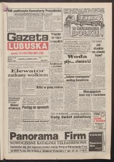 Gazeta Lubuska : dawniej Zielonogórska-Gorzowska R. XLII [właśc. XLIII], nr 187 (11 sierpnia 1994). - Wyd. 1